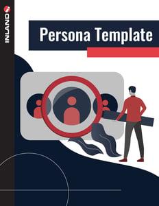 Persona Template Cover